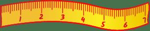 cartoon ruler
