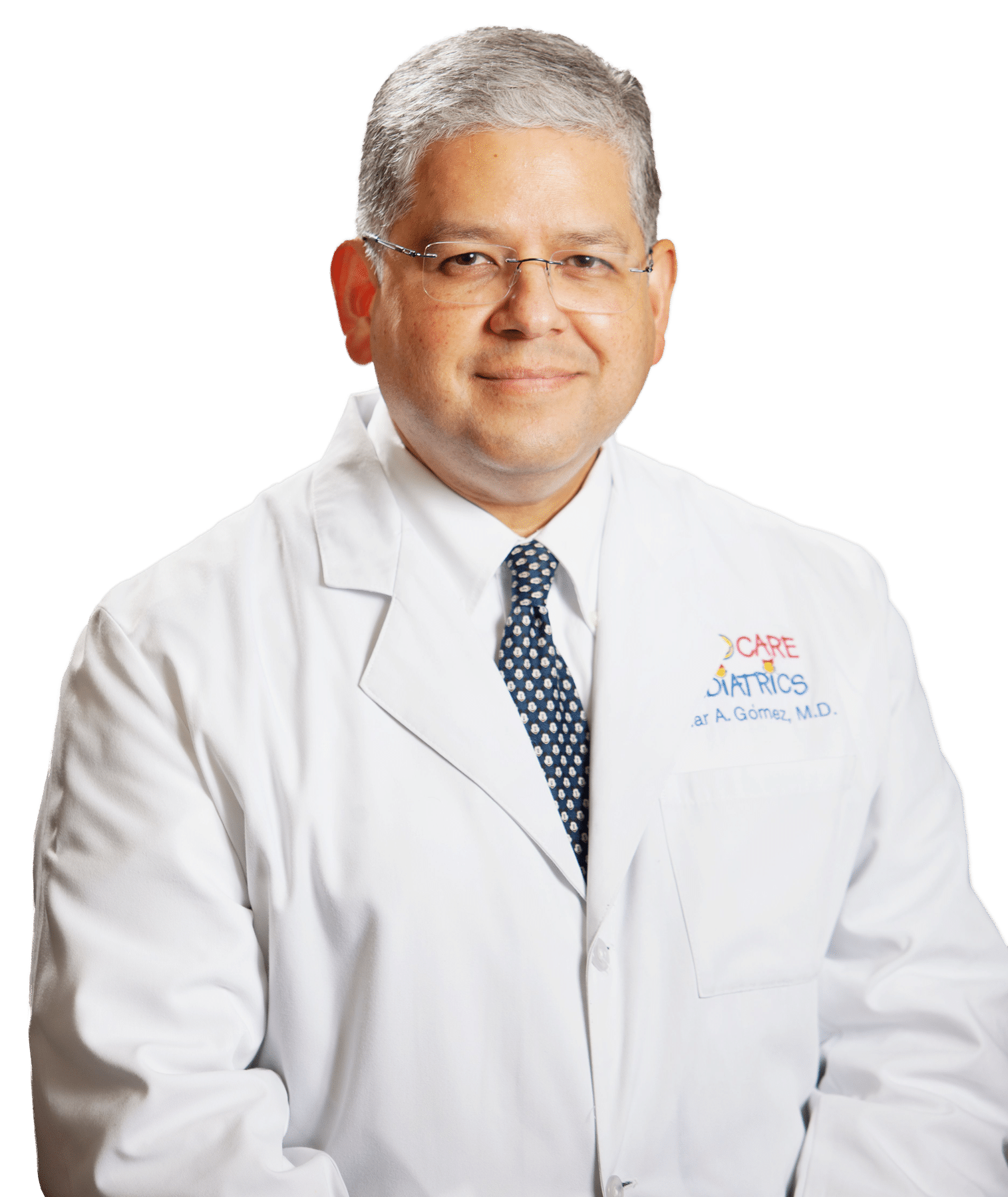 Dr. Omar A. Gomez at Kid Care Pediatrics