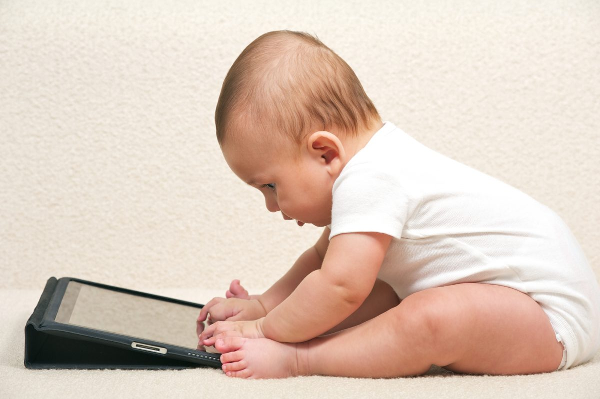 How much screen time is too much for babies?