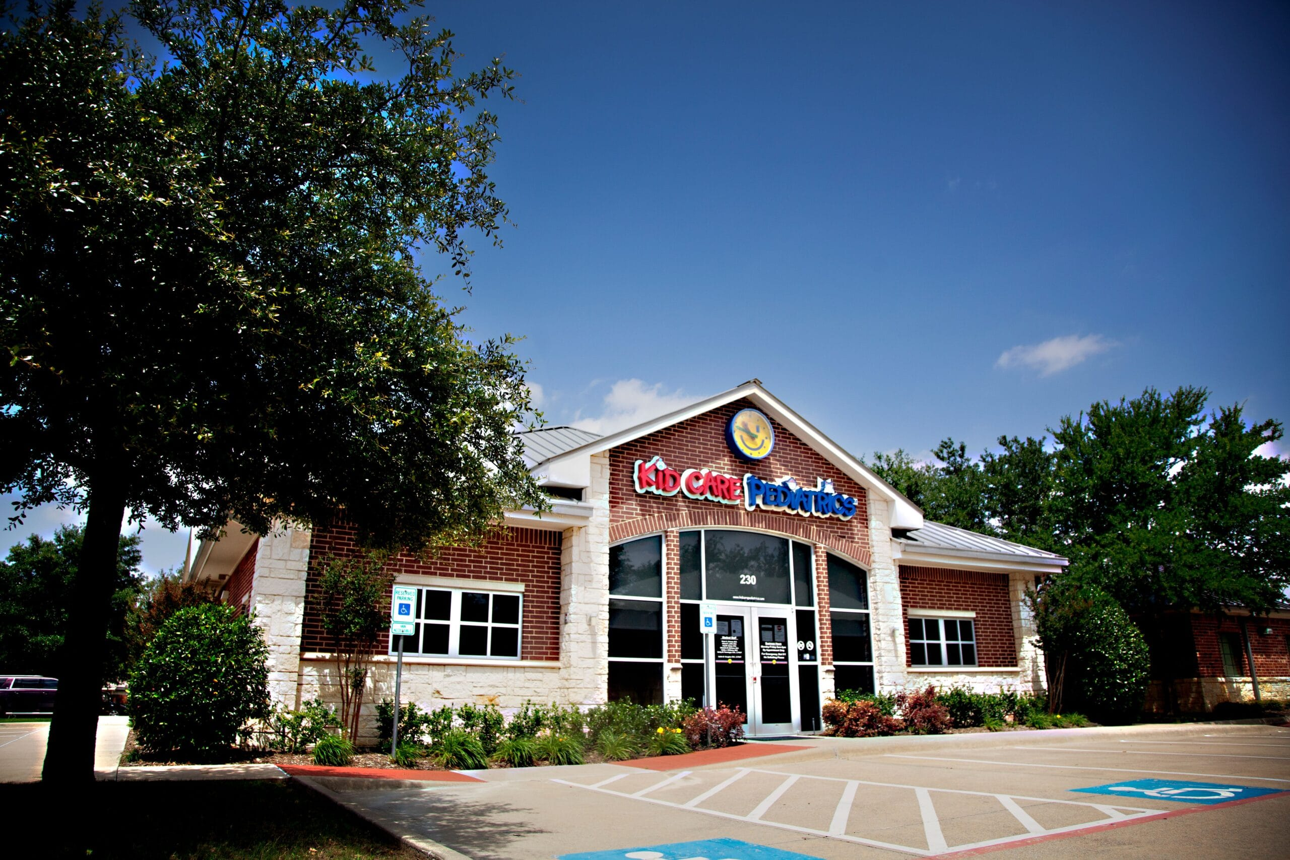 Kid Care Pediatrics office located in Keller, Texas